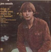 Gramofonska ploča Joe South Don't It Make You Want To Go Home ST 392, stanje ploče je 8/10