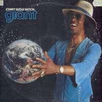 Gramofonska ploča Johnny Guitar Watson Giant LSDJM 70900, stanje ploče je 10/10
