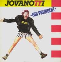 Gramofonska ploča Jovanotti For President INT 145.541, stanje ploče je 9/10