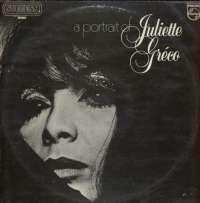 Gramofonska ploča Juliette Gréco A Portrait Of Juliette Gréco 2220091, stanje ploče je 9/10