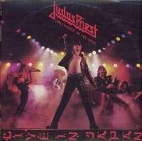 Gramofonska ploča Judas Priest Unleashed In The East CBS 83852, stanje ploče je 10/10