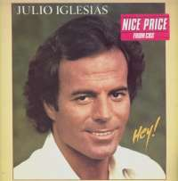 Gramofonska ploča Julio Iglesias Hey! CBS 451058 1, stanje ploče je 10/10