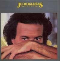 Gramofonska ploča Julio Iglesias Momentos CBS CX 25002, stanje ploče je 10/10