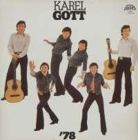 Gramofonska ploča Karel Gott Karel Gott '78 1 13 2220, stanje ploče je 10/10