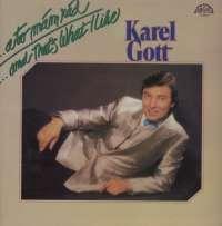 Gramofonska ploča Karel Gott ...A To Mám Rád / ...And That's What I Like 1113 3236, stanje ploče je 10/10