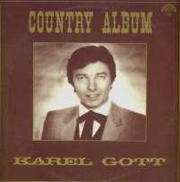 Gramofonska ploča Karel Gott Country Album 1113 2876, stanje ploče je 10/10