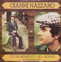 Gramofonska ploča Gianni Nazzaro Ce Uno Momento Del Giorno CBS 65412, stanje ploče je 7/10