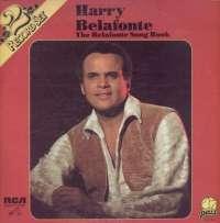 Gramofonska ploča Harry Belafonte The Belafonte Song Book PDL2  1060, stanje ploče je 10/10