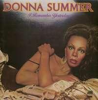 Gramofonska ploča Donna Summer I Remember Yesterday ATL 50 378, stanje ploče je 10/10