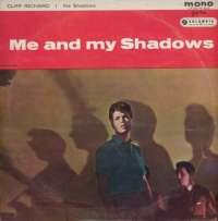 Gramofonska ploča Cliff Richard I The Shadows Me And My Shadows LPCO-V-300, stanje ploče je 9/10