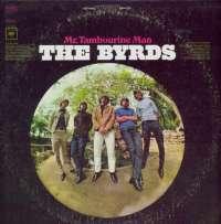 Gramofonska ploča Byrds Mr. Tambourine Man CS 9172, stanje ploče je 10/10