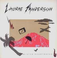 Gramofonska ploča Laurie Anderson Mister Heartbreak 92 5077-1, stanje ploče je 10/10