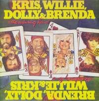 Gramofonska ploča Kris / Willie / Dolly / & Brenda The Winning Hand 88611, stanje ploče je 10/10