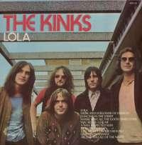 Gramofonska ploča Kinks Lola HMA 201, stanje ploče je 9/10