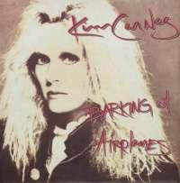 Gramofonska ploča Kim Carnes Barking At Airplanes LSEMIA 11135, stanje ploče je 10/10