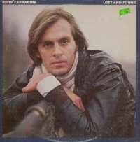 Gramofonska ploča Keith Carradine Lost And Found 6E-114, stanje ploče je 10/10