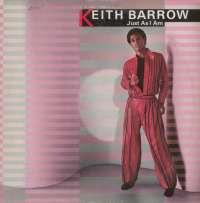 Gramofonska ploča Keith Barrow Just As I Am ST 12112, stanje ploče je 9/10