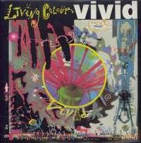 Gramofonska ploča Living Colour Vivid EPC 460758 1, stanje ploče je 10/10