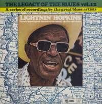 Gramofonska ploča Lightnin' Hopkins The Legacy Of The Blues Vol. 12 2222620, stanje ploče je 10/10
