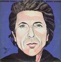 Gramofonska ploča Leonard Cohen Recent Songs CBS 86097, stanje ploče je 10/10