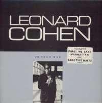 Gramofonska ploča Leonard Cohen I'm Your Man CBS 460642 1, stanje ploče je 10/10
