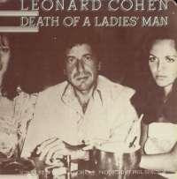 Gramofonska ploča Leonard Cohen Death Of A Ladies' Man CBS 86042, stanje ploče je 9/10