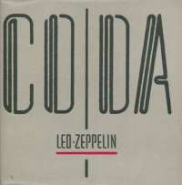 Gramofonska ploča Led Zeppelin Coda 90051, stanje ploče je 10/10