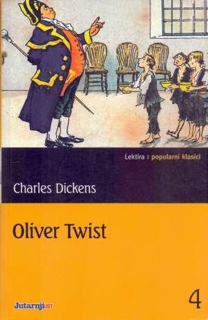 Oliver Twist Dickens Charles meki uvez