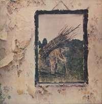 Gramofonska ploča Led Zeppelin IV ATL 50008, stanje ploče je 10/10