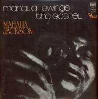 Gramofonska ploča Mahalia Jackson Mahalia Swings The Gospel LSV 70614, stanje ploče je 9/10
