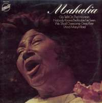 Gramofonska ploča Mahalia Jackson Mahalia Jackson EMB 31 383, stanje ploče je 10/10