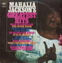 Gramofonska ploča Mahalia Jackson Greatest Hits CBS 62168, stanje ploče je 10/10