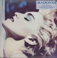 Gramofonska ploča Madonna True Blue 1-25442, stanje ploče je 10/10