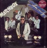 Gramofonska ploča Matchbox Midnite Dynamos MAGL 5036, stanje ploče je 8/10