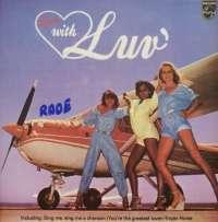 Gramofonska ploča Luv' Love With Luv' LP 5972, stanje ploče je 9/10