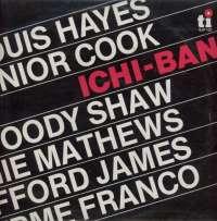 Gramofonska ploča Louis Hayes - Junior Cook Featuring Woody Shaw Ichi-Ban LSY 66188, stanje ploče je 10/10