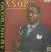 Gramofonska ploča Louis Armstrong V.S.O.P. (Very Special Old Phonography) Vol.3 62472, stanje ploče je 9/10