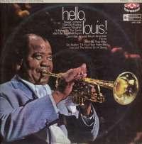 Gramofonska ploča Louis Armstrong Hello, Louis! LPV 5302, stanje ploče je 10/10
