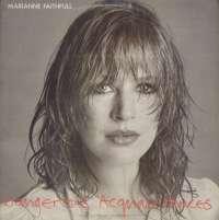 Gramofonska ploča Marianne Faithfull Dangerous Acquaintances LSI 70952, stanje ploče je 10/10