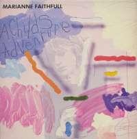 Gramofonska ploča Marianne Faithfull A Childs Adventure LSI 11029, stanje ploče je 10/10