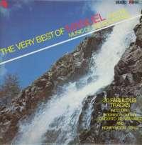 Gramofonska ploča Manuel And His Music Of The Mountains Very Best Of Manuel And The Music Of The Mountains LSEMI 70839, stanje ploče je 10/10