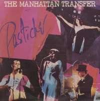Gramofonska ploča Manhattan Transfer Pastiche ATL 50444, stanje ploče je 10/10