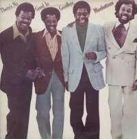 Gramofonska ploča Manhattans There's No Good In Goodbye CBS 82567, stanje ploče je 10/10