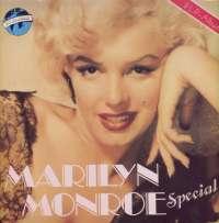 Gramofonska ploča Marilyn Monroe Marilyn Monroe Special DLP 1-793, stanje ploče je 10/10