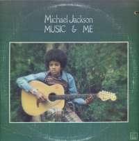 Gramofonska ploča Michael Jackson Music & Me M 767L, stanje ploče je 8/10