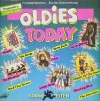 Gramofonska ploča Razni Izvođači (Starke Zeiten - Oldies Today) Starke Zeiten - Oldies Today 303 427, stanje ploče je 8/10