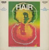 Gramofonska ploča Hair - The Original Broadway Cast Recording  LSO-1150, stanje ploče je 9/10