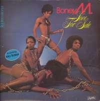 Gramofonska ploča Boney M. Love For Sale LSHANS 70848, stanje ploče je 9/10
