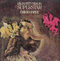Gramofonska ploča David Frye Richard Nixon: Superstar BDS 5097, stanje ploče je 8/10