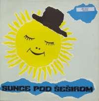 Gramofonska ploča Razni Izvođači (Sunce Pod Šeširom) Sunce Pod Šeširom LSY 61646, stanje ploče je 9/10